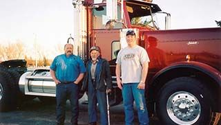 Sorge Trucking: 3 Generation Family Business